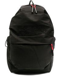 KTZ Logo-embossed Backpack - Black