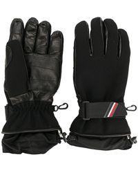 Moncler Grenoble - Panelled Ski Gloves - Lyst