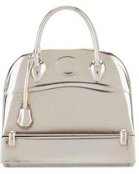 Hermès Bolide Bag Pillbox - Metallic