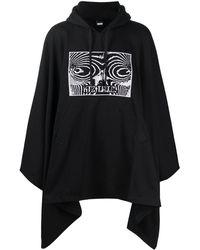 KTZ Кейп С Вышитым Логотипом - Черный