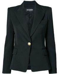Balmain - Tailored Slim-fit Jacket - Lyst
