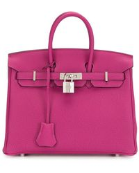 Hermès 2020 Pre-owned Birkin 25 Handbag - Multicolour