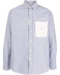 Craig Green Uniform ストライプ シャツ - ブルー
