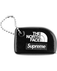 Supreme X The North Face Keychain - Black