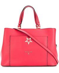 Patrizia Pepe - Star Plaque Shoulder Bag - Lyst