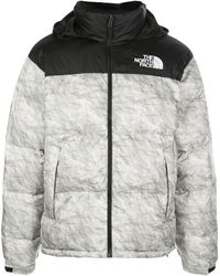 Supreme X The North Face Paper Coat - Grey
