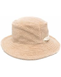 Khrisjoy Puff Bucket Hat - Natural