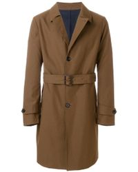 SALLE PRIVÉE - Long Single-breasted Coat - Lyst