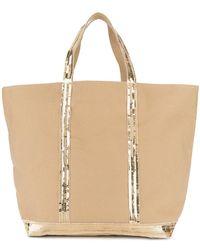 Vanessa Bruno - Sequin Detail Tote Bag - Lyst