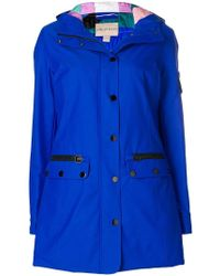 Emilio Pucci - Hooded Weather Resistant Jacket - Lyst