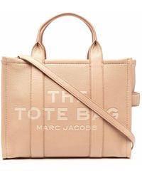 Marc Jacobs Сумка-тоут С Логотипом - Естественный