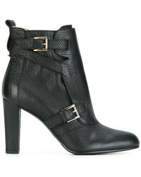 Fratelli Rossetti - Buckled Ankle Boots - Lyst