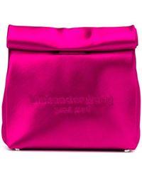 Alexander Wang Lunch Bag クラッチバッグ - ピンク
