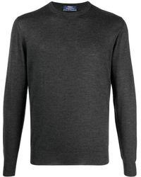 Fedeli カシミア セーター - グレー