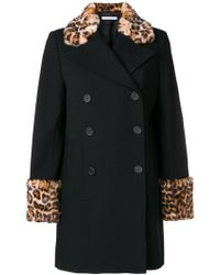 Vivetta - Double Breasted Coat - Lyst