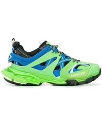 Balenciaga Track Sneakers - Groen