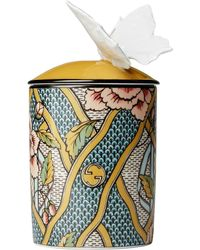 Gucci Esotericum, Medium Butterfly Candle - Multicolour