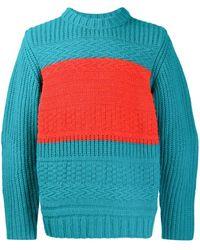 Paul Smith - カラーブロック セーター - Lyst