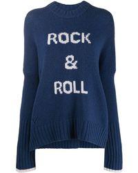 Zadig & Voltaire Rock & Roll セーター - ブルー