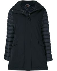 Colmar - Panelled Puffer Jacket - Lyst