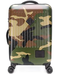 Herschel Supply Co. Trade Carry-on Suitcase - Green