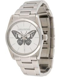 Zadig & Voltaire Women's Timeless Analog Quartz Bracelet Watch, 33mm - Metallic