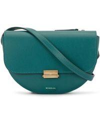 Wandler Anna Small Belt Bag - Green