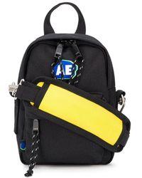 ADER error Logo Patch Backpack - Black