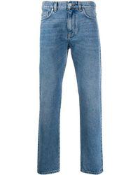 Versace Slim-fit Jeans - Blue