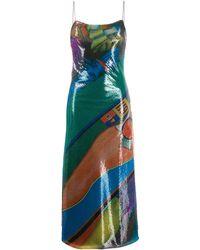 16Arlington - スパンコール ドレス - Lyst