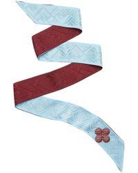 Fendi - Color-block Wrappy Color-block Wrappy - Lyst