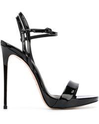 Le Silla Gwen Sandals - Black