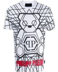 Philipp Plein - テディベア Tシャツ - Lyst