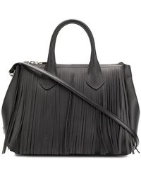 Gum - Small Fringed Tote - Lyst