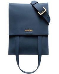 Jacquemus Le Sac Murano Belt Bag - Blue
