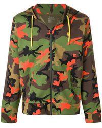 Polo Ralph Lauren - Camouflage Print Hoodie - Lyst