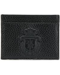 Billionaire ロゴ カードケース - ブラック