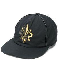 Billionaire - Logo Embroidered Cap - Lyst