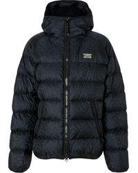 Burberry パデッドジャケット - ブラック