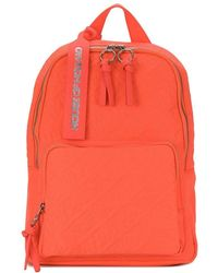 House of Holland - Logo Embroidered Backpack - Lyst