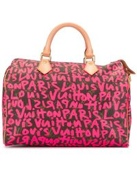 Louis Vuitton Sac fourre-tout Speedy 30 - Marron