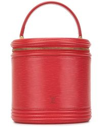 Louis Vuitton Cannes Make-up Tas - Rood