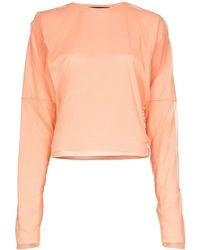Y. Project ロングtシャツ - オレンジ