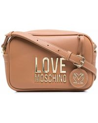 Love Moschino - ロゴ バッグ - Lyst