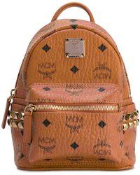 MCM Baby 'Stark' backpack - Marron