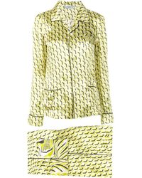 Prada Patterned Pyjama