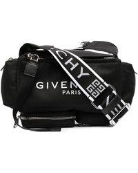 Givenchy - Сумка На Плечо С Логотипом - Lyst