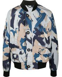 Canada Goose ボンバージャケット - ブルー