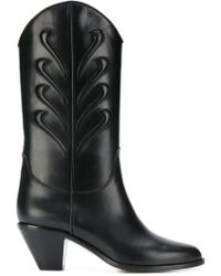Francesco Russo - Mid-calf Boots - Lyst