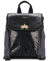 Givenchy Id バックパック ミニ - ブラック